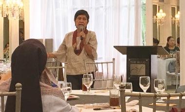 Keynote Speaker Evelyn Balais-Serrano
